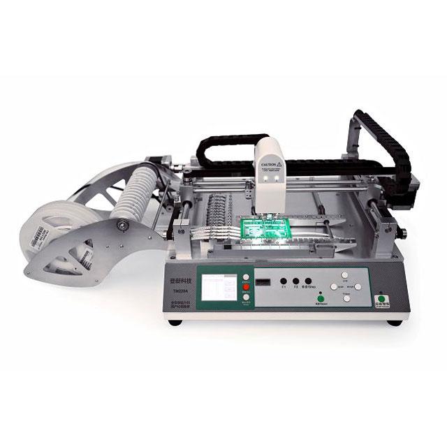 Настільний установщик компонентів NeoDen TM220A