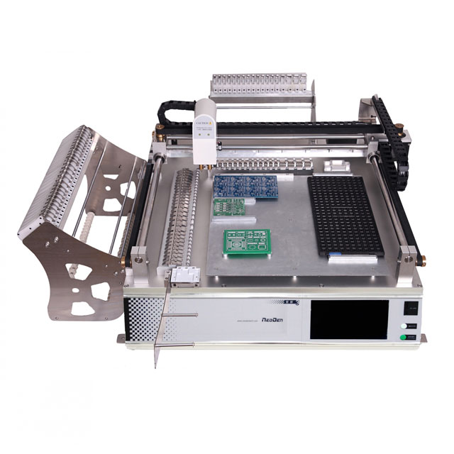 Настільний установщик компонентів NeoDen TM245P