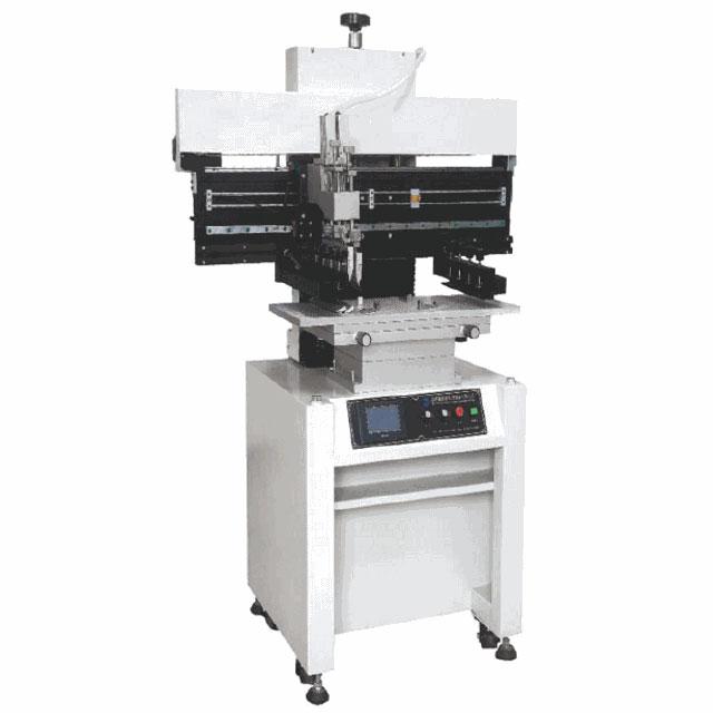 Напівавтоматичні принтери трафаретного друку серії YS